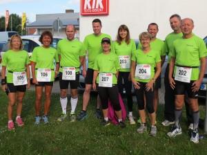 TSV Laufteam - Florstadt-Halbmarathon - 24.08.2014